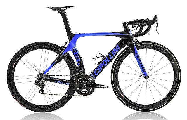 CIPOLLINI RB1000, una bici escultural para 2016