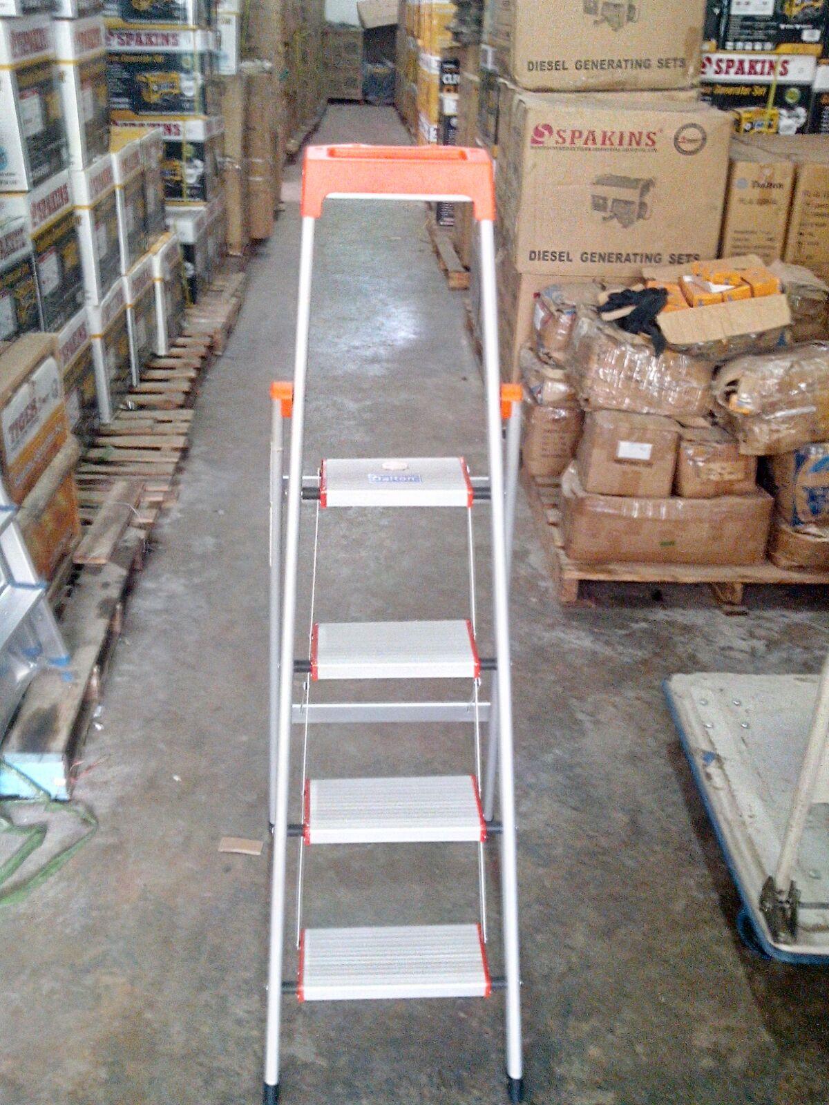 Tangga Lipat Aluminium Portable Dan Stepladder Dalton Mitra Jaya Setia Step Ladder Ml 406 Terdiri Dari Type 405b 406b 403e Qh 204a 404 405 408