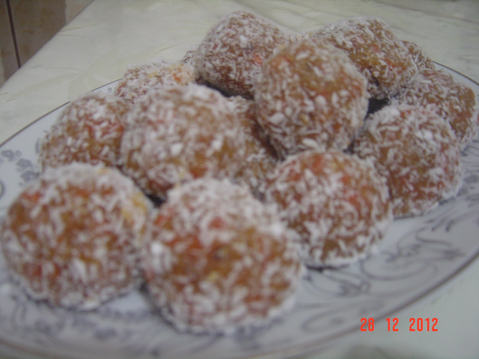 Havuçlu Bonbon