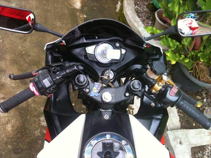 Modifikasi Vixion Sporty R125