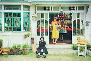 Conheça o novo filme japonês Kiki s deliververy