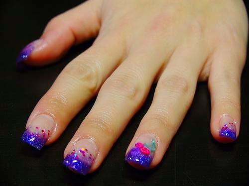 diseño de uñas y decorados faciles - imagenes de pintados nuevos ...