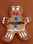 My Gingerbread Man biscuit