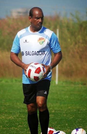 Mariano Dias Salgaocar FC