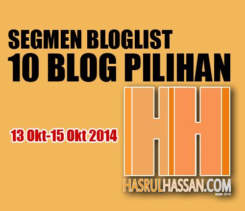 HASRULHASSAN.COM - Panduan Blogger Malaysia