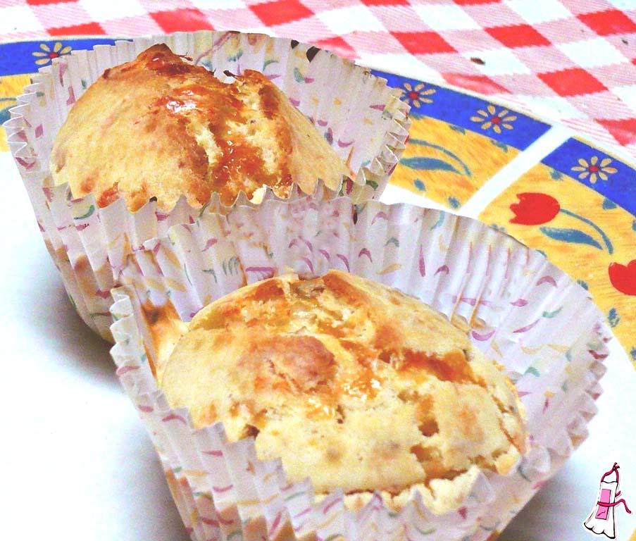 muffins de queso ponete el delantal blog de cocina
