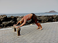 handstand push up progression