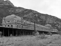 FerrocarrilZaragoza - Canfranc