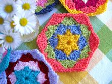 Crochet Hexagon Tutorial... Part 1