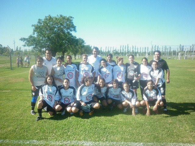 El sábado perdieron con Belgrano y el domingo vencieron 2 a 0 a Racing • El  técnico fue Martín Blanco ya que Lalo Barraza no pudo viajar • De esta  manera ... 04b071dbc20ce