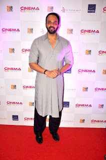 Rohit Shetty at Unveil of  'Its Only Cinema' magazine