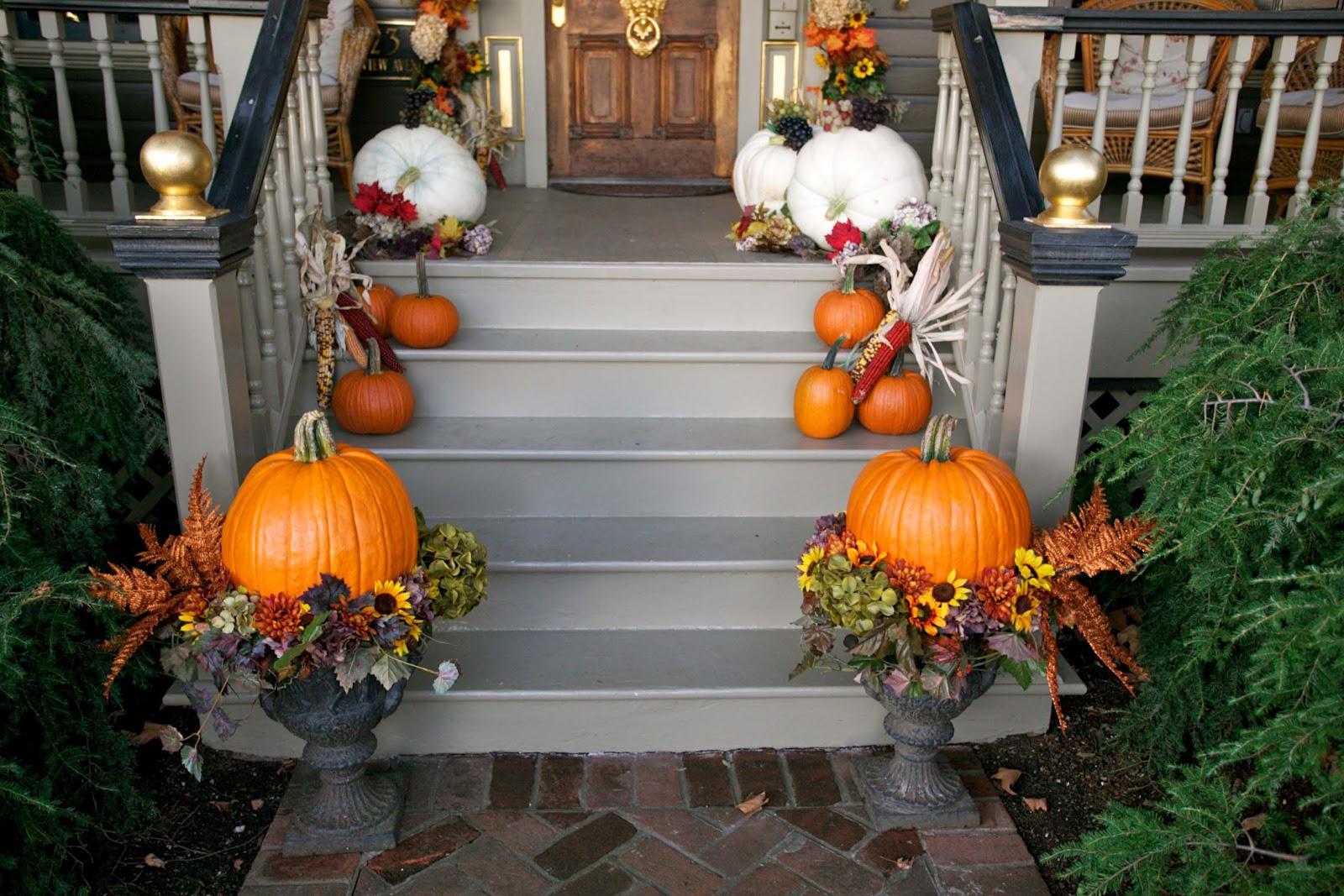 The Halloween And Fall Kary Shrine