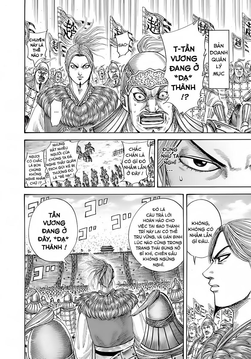 Kingdom - Vương Giả Thiên Hạ Chapter 342 page 5 - IZTruyenTranh.com