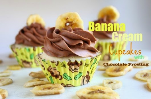 cupcake macaco -  dica festa infantil bh