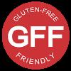 We have Gluten Free Friendly