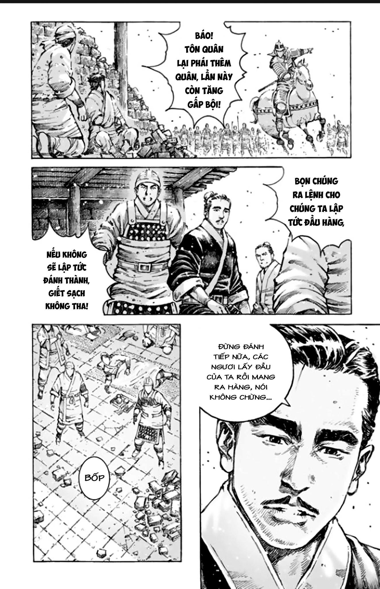 Hỏa Phụng Liêu Nguyên chap 488 Trang 19