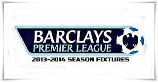 English Premier League Fixtures 2013 - 14