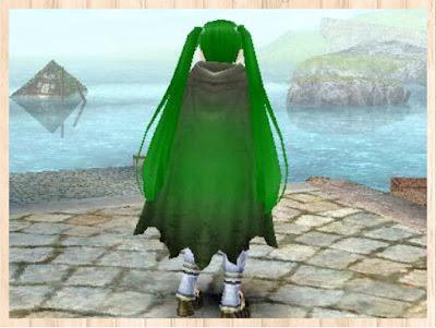 オールドマント緑1