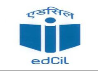 Educational Consultants India Limited, Ed.CIL, Uttar Pradesh, Graduation, Clerk, edcil logo