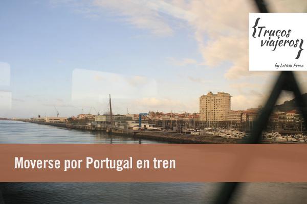 viajar por portugal en tren