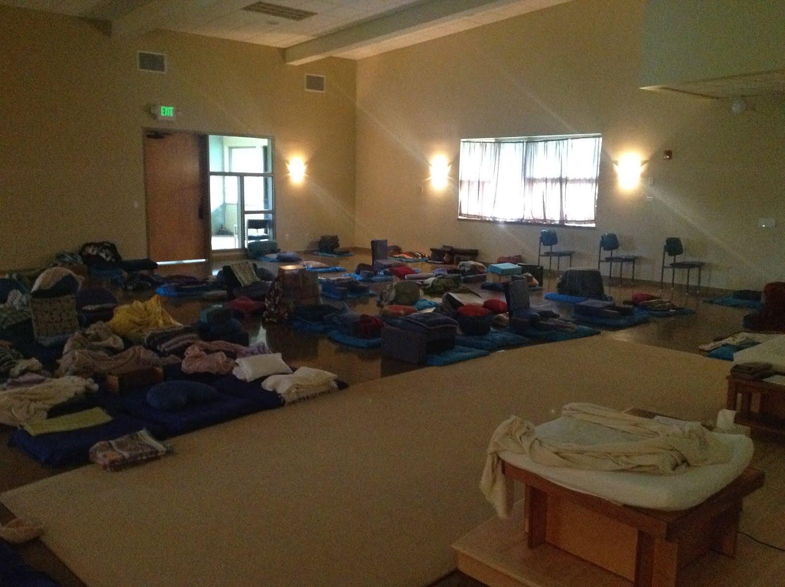 Living in Seoul, Korea: NW Vipassana Center: Discovering My Inner ...