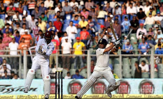 Sachin Tendulkar Batting In 200th Test