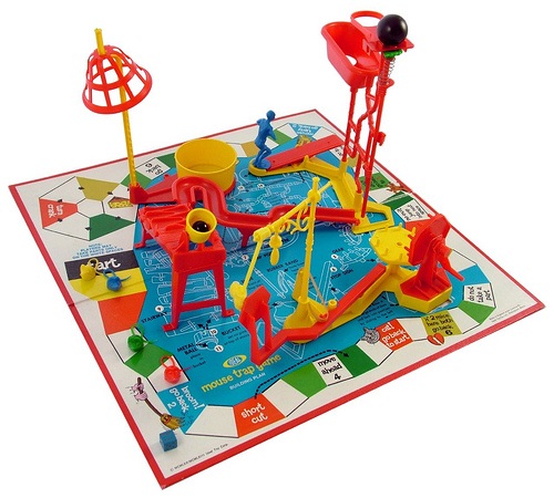 The Best Mouse Trap Mouse Trap 7 Fun Board Games