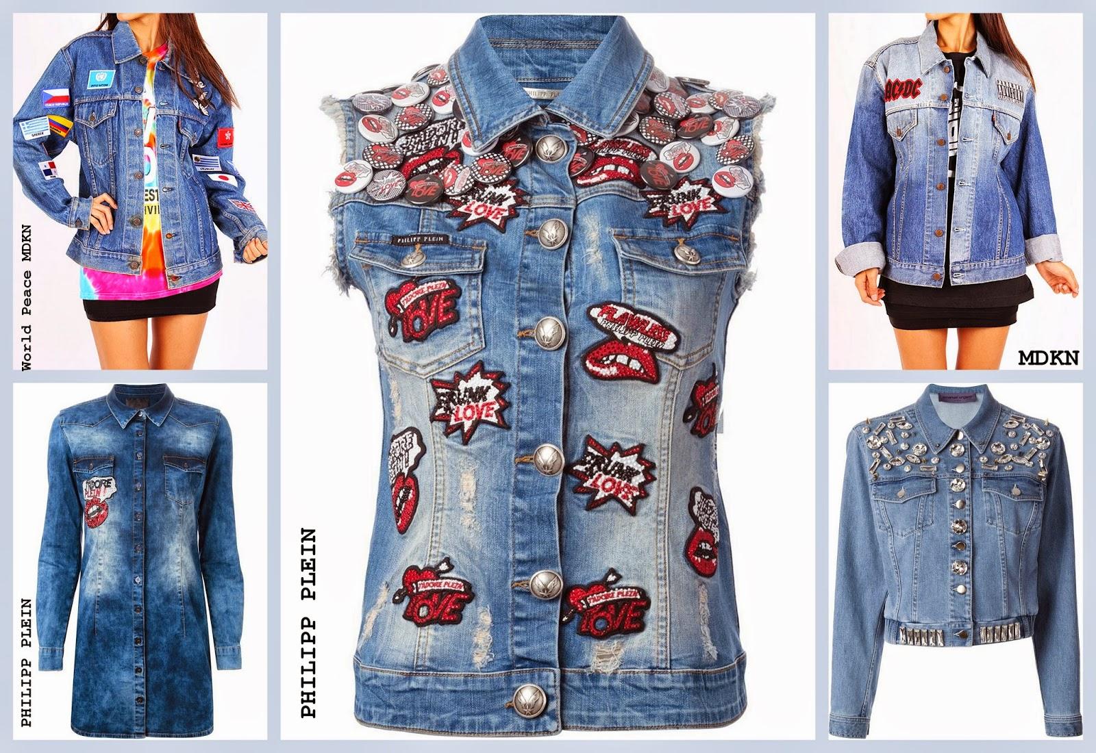 9 способов сделать старую джинсовку стильной - Я Покупаю 667