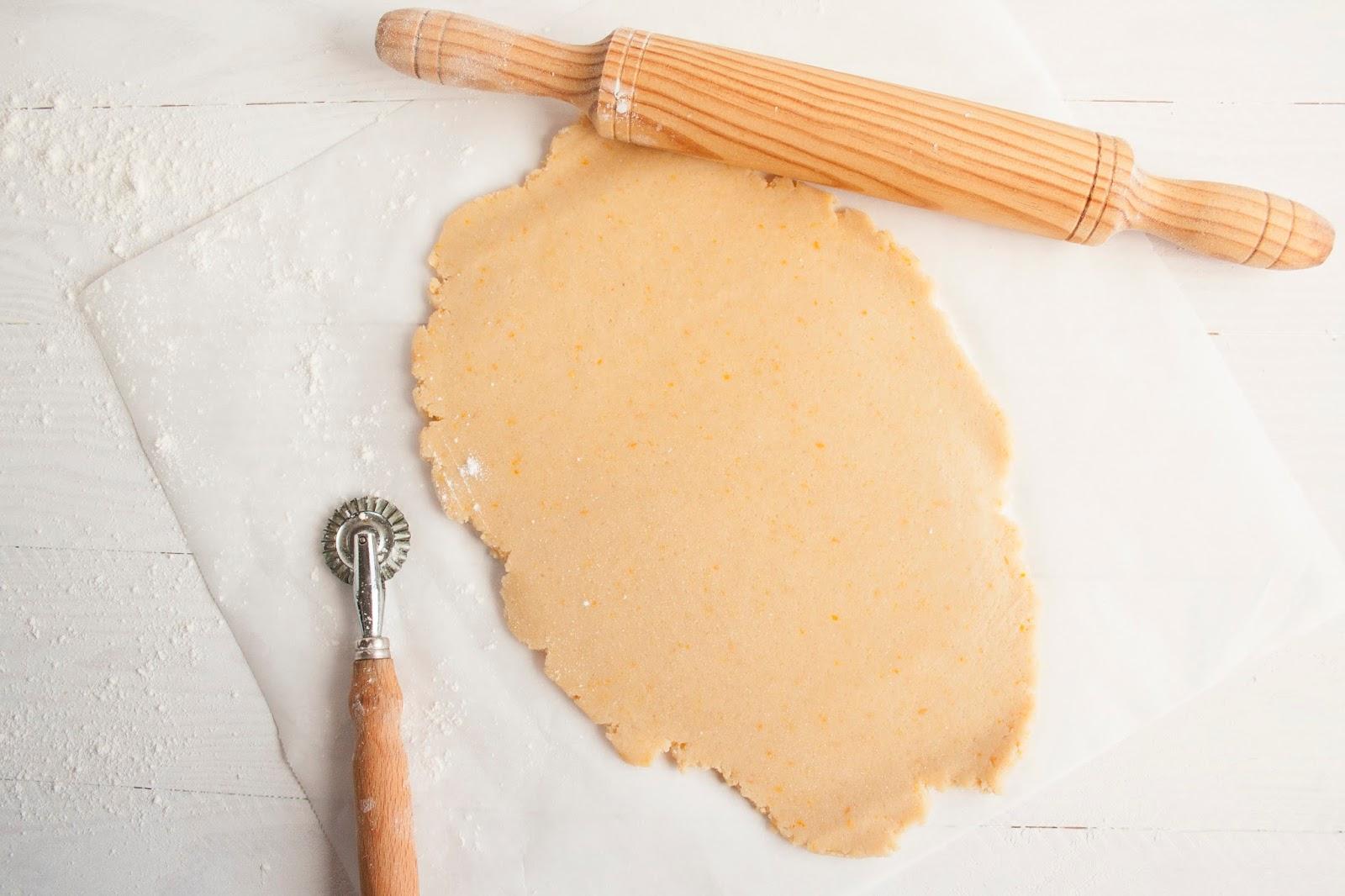 Pasta frolla o masa quebrada