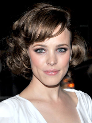 Hot Wallpaper: Rachel McAdams short hair.