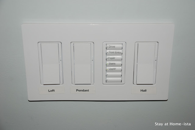 light switch labels