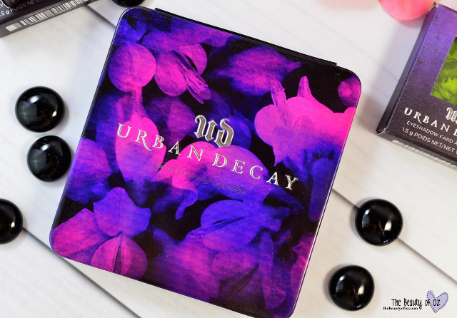 Urban Decay Build Your Own Moonflower Palette