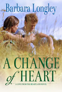 Book Cover  A Change of Heart
