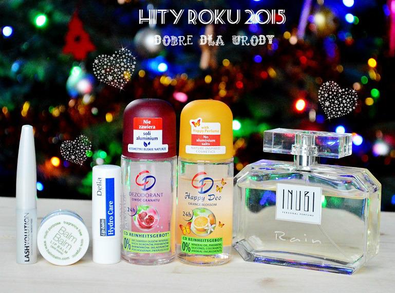 Kosmetyczne Hity Roku 2015 Dobre Dla Urody - pielęgnacja specjalistyczna i zapachy