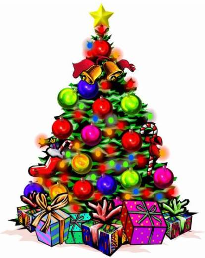 Educar con jes s el rbol de navidad - Arboles de navidad imagenes ...