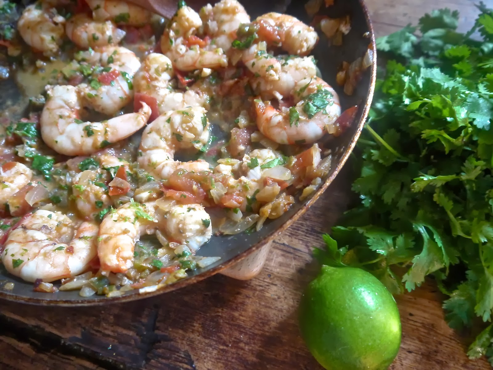 the preppy paleo: Paleo Cilantro Lime Shrimp (Recipe Revisit)