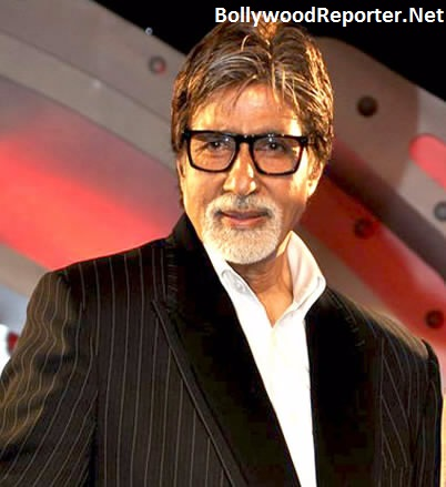 amitabh bachchan first job