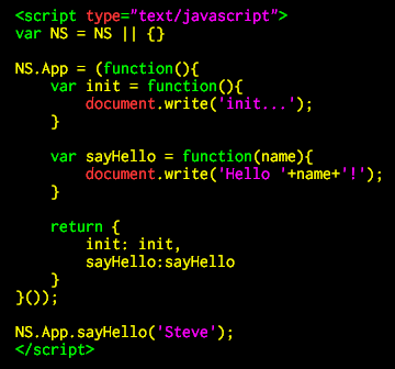 Manittree JavaScript Make It Better Revealing Module Pattern Impressive Revealing Module Pattern