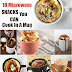 18 Microwave Snacks You Can Cook In A Mug !