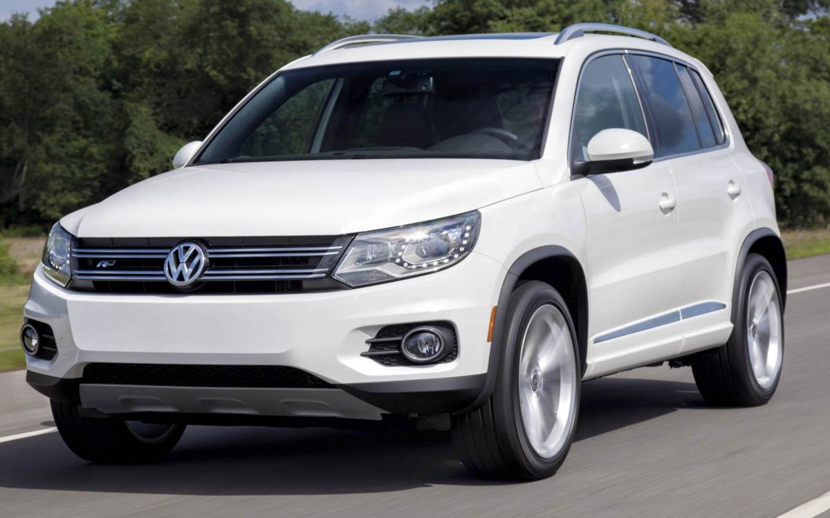 vw tiguan recall problemas na bomba de combust vel. Black Bedroom Furniture Sets. Home Design Ideas