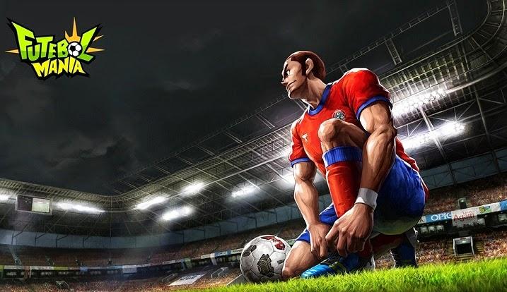 Game Futebol Mania