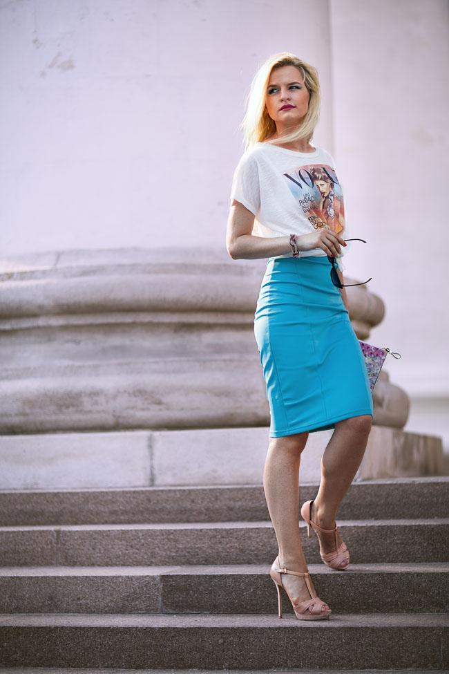 Irina Pavlova russian street style