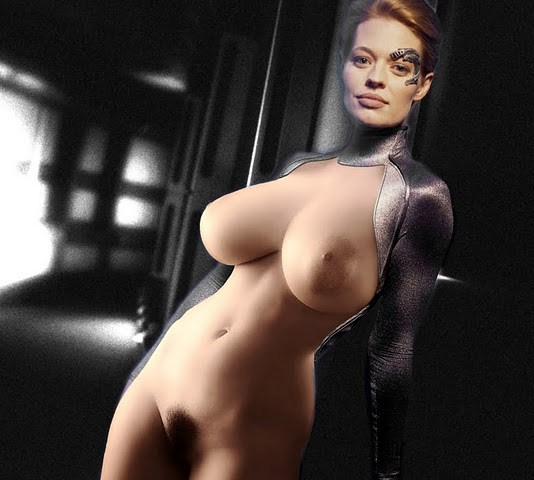 jeri nude ryan trek Star