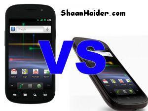 Google Nexus S vs Google Nexus Prime (Features Comparison)