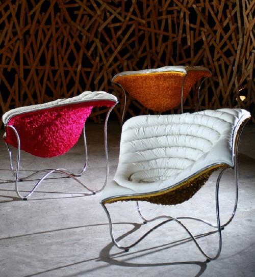 Vito Selma Paisley Chair