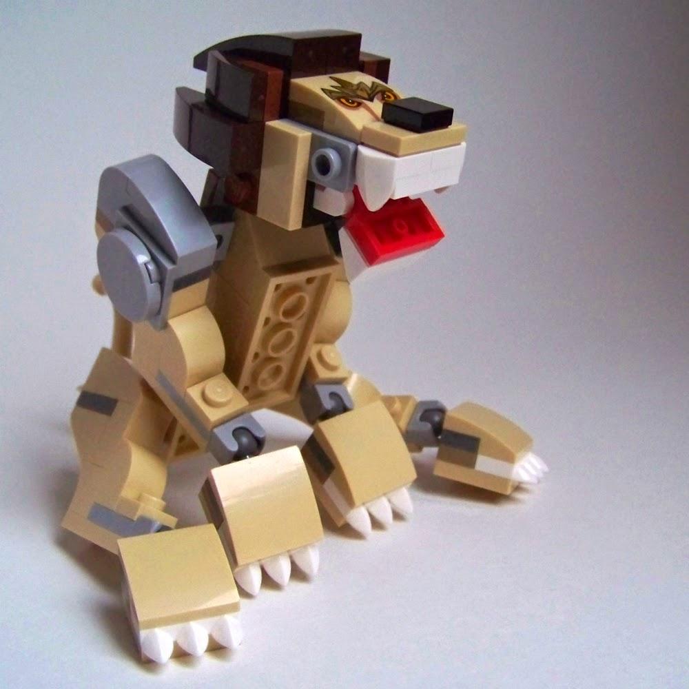 Chima Legend Beast review