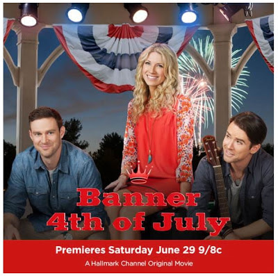 hallmark channels new 4th of july movie premieres this weekend - Christmas Movies 2013