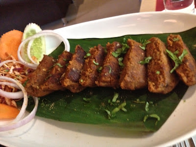Shammi Kababs at ZK's