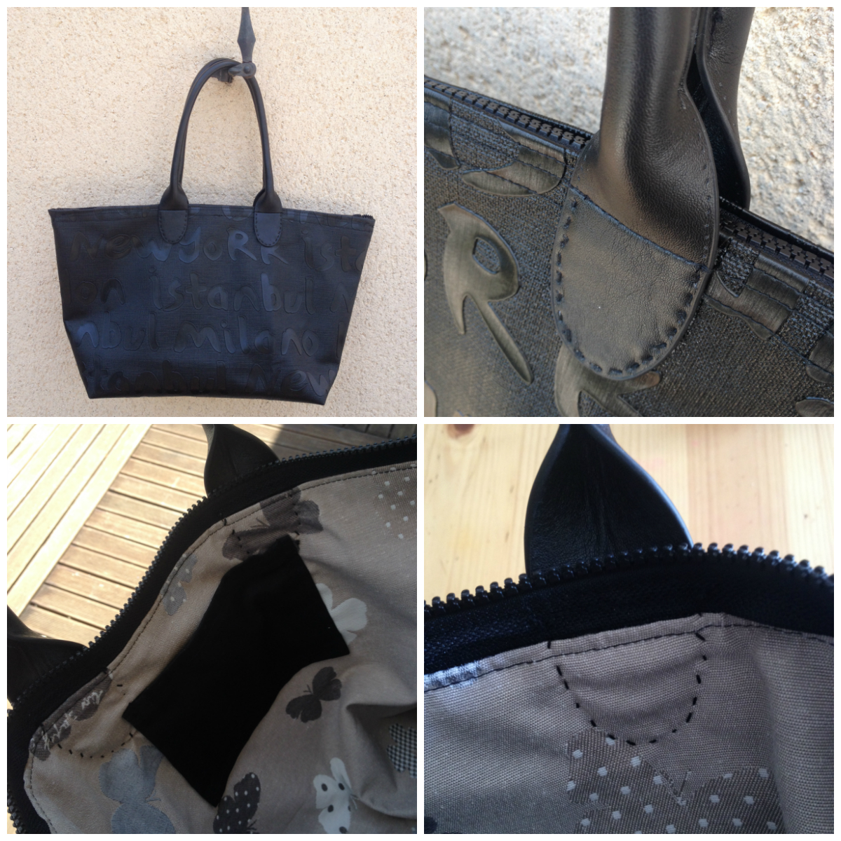 Filo Folding aghi Big Tuto Way Longchamps Of Bag e rqXwTx5r