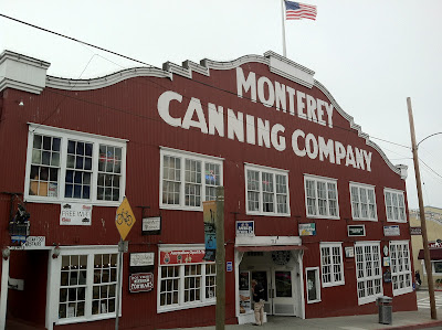 Cannery Row Monterey